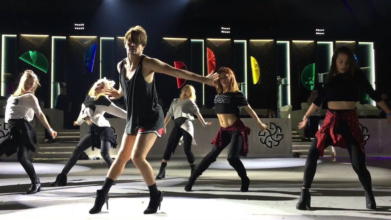 Секс хореография