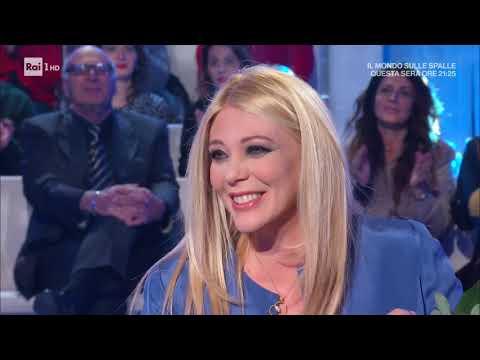 Eleonora Daniele - Domenica In 12/01/2020