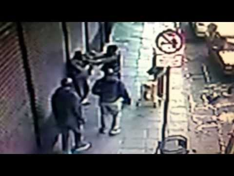 Crime in South Africa Johannesburg CBD