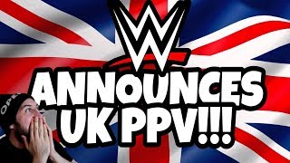 FIRST EVER NXT UK TAKEOVER BLACKPOOL SHOW ANNOUNCED FOR 2019 | WWE NEWS