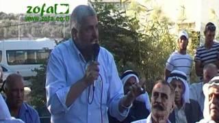 موقع زوفة -  صلحة في بئر المكسور