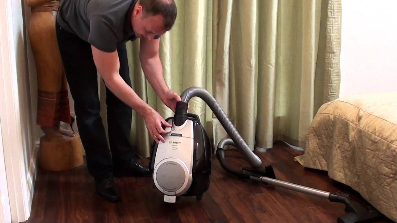Bosch BGS52200GB Bagless Vacuum Cleaner