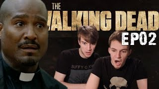 "The Walking Dead: Reactions and Reviews EP30 | S05EP02 - ""Strangers"""
