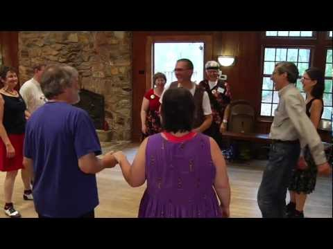 The Ninepin square dance