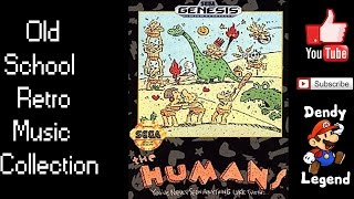 The Humans Sega Genesis Music Soundtrack - Stage Intro Song