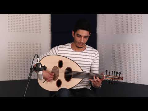 Solo Taksim Maqam Rast On A Maple Wood Arabic Oud. Check It Out!