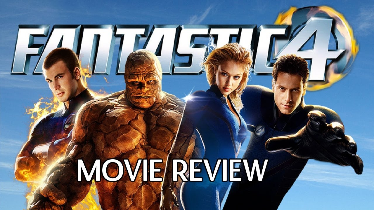 Download Fantastic Four (2005) Movie Review - Criminally Underrated