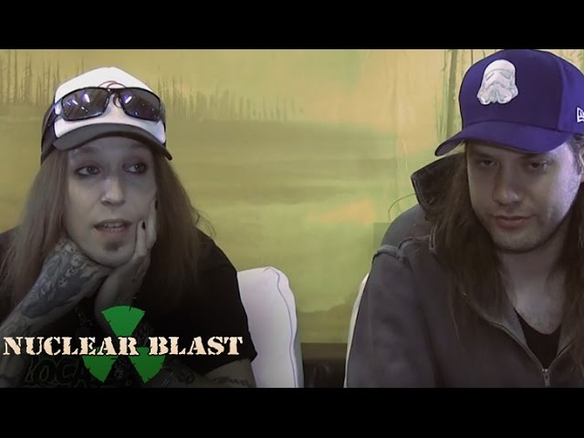 CHILDREN OF BODOM — I Worship Chaos #3 (OFFICIAL TRACK BY TRACK)