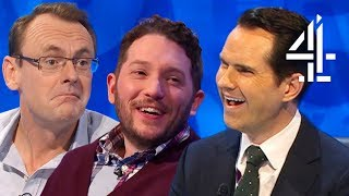 Sean Lock & Jon Richardson's FUNNIEST Moments Together! | 8 Out of 10 Cats Does Countdown