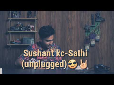 Sushant kc Unofficial unreleased new song sathi🤘