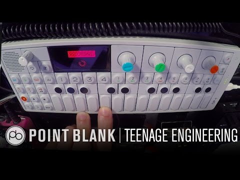 Teenage Engineering OP-1 & Pocket Operators w/ Stefano Ritteri