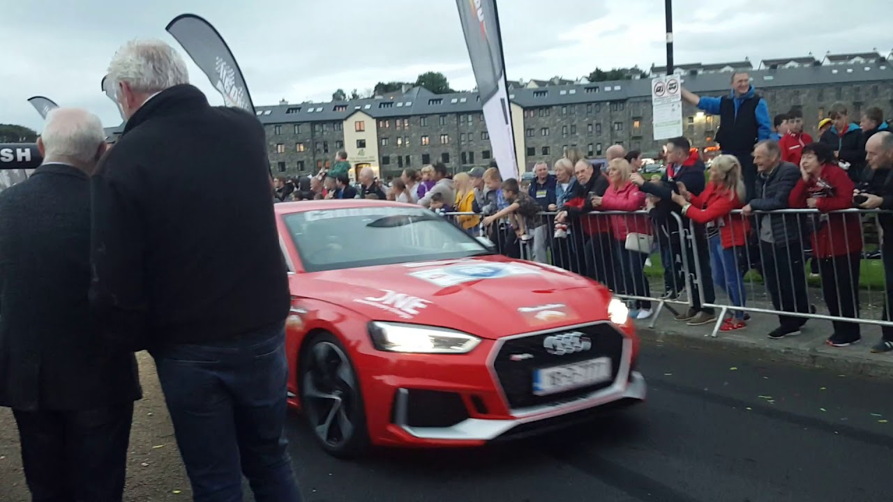 Cannonball Run Westport Ireland 2018 M5 Rs4 Rs6 And More