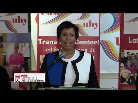 Mayor Bowser Launches Solid Foundations DC, 5/19/17