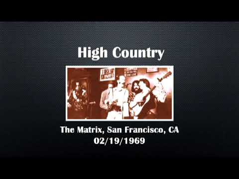 【CGUBA320】 High Country 02/19/1968