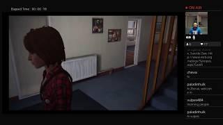 PS4 Gaming: Life Is Strange Episode 3, Part 2; Episode 4, Part 1