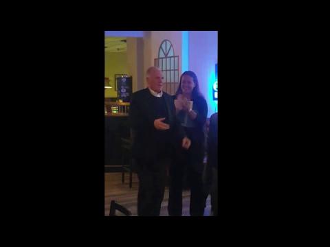 Ambassador and former Mayor Mr. Raymond Flynn of Boston tells a very powerful and emotional story