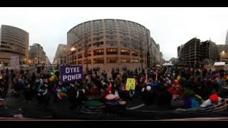360°-Video: Die Amtseinführung Donald Trumps in Washington D.C.