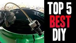 Top 5 BEST DIY Tools (Changing Oil)