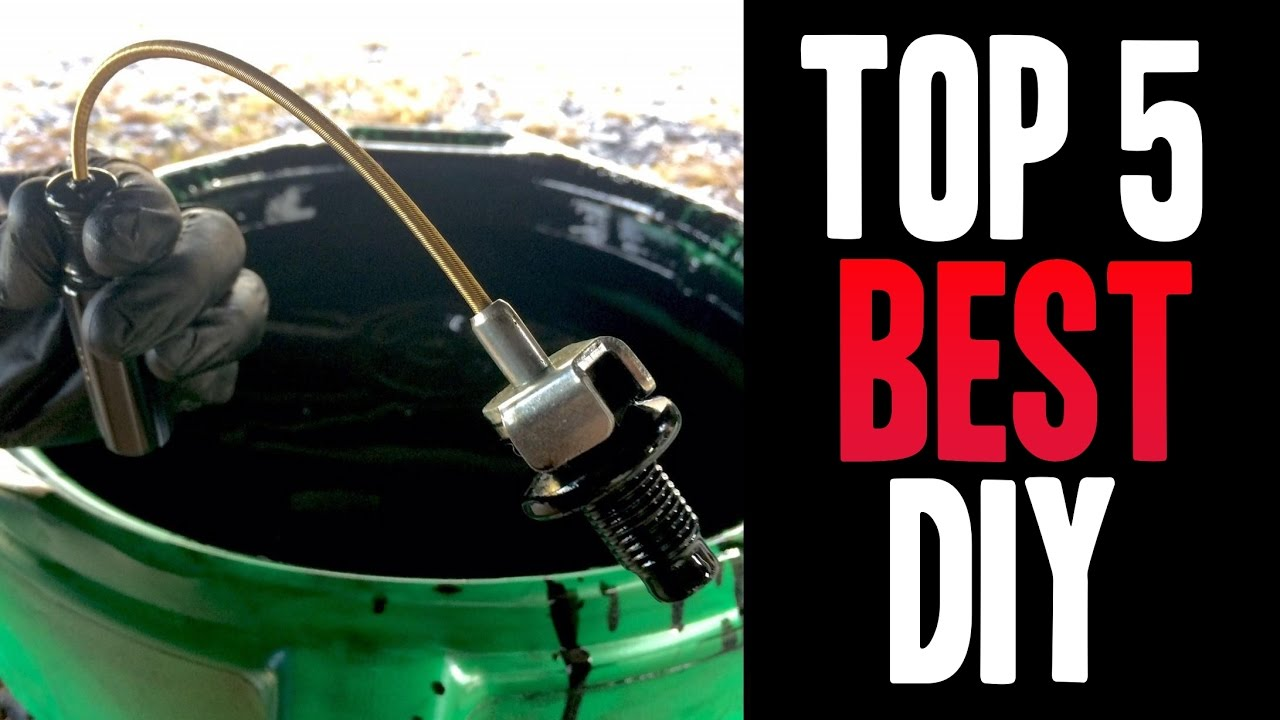Oil Change Tools >> Top 5 BEST DIY Tools (Changing Oil) - YouTube