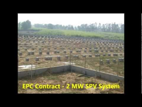 2 MW EPC Solar Contract