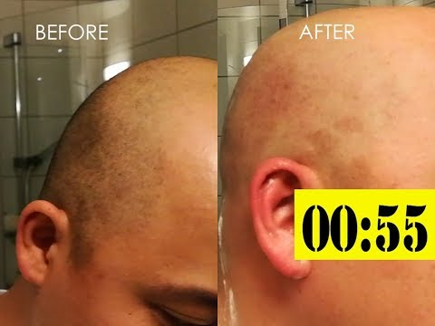 How to shave fast with Omni Shaver