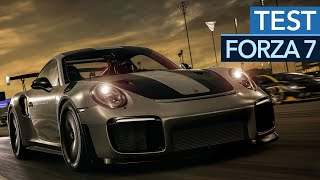 Forza Motorsport 7 im Test - Der fast perfekte Racing-Mix (Gameplay)