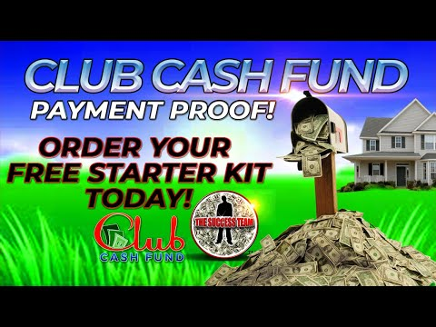 Club Cash Fund - Make Money Online Fast ( 🥰Proof It Really Works!)