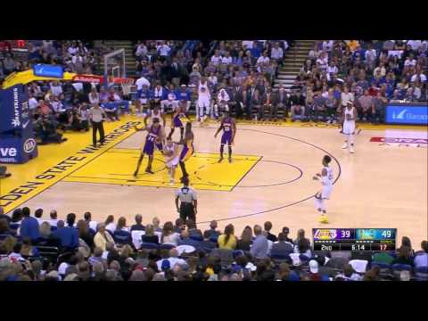 Patrick McCaw vs Los Angeles Lakers 12.04.2017 (13Pts)