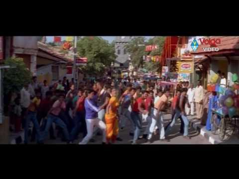 Nuvvu Vasthavani Songs - Railu Bandini - Akkineni Nagarjuna