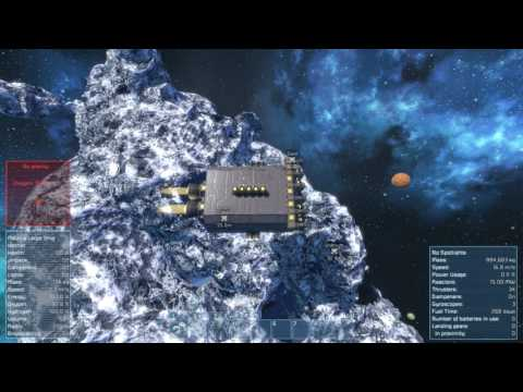 Space Engineers Armageddon Pt 10 - Cruising Speed
