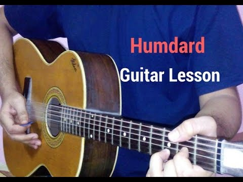 Hamdard Guitar Lesson Chords Cover From Ek Villain