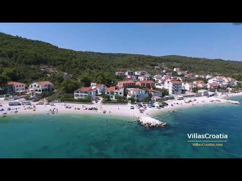 Exclusive Villa Split Croatia with pool by the beach, Luxury