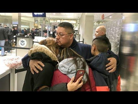 29 năm sống ở Mỹ, một ông Mexico bị trục xuất về nước