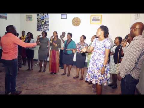 Ambassadors Of Christ Choir 's rehearsal @Seventh-day Adventist Church , Remera #Rwanda