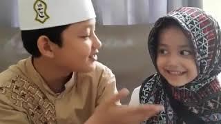 Download Video Masyallah!!! Shalawat Merdu Adik Kakak MP3 3GP MP4
