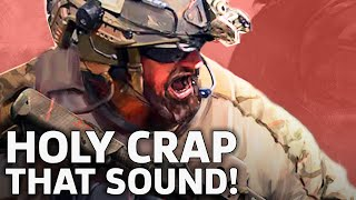 Insurgency Sandstorm's Sound Is Wicked As Hell