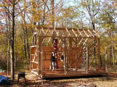 16x20 Vermont Cottage Under 10 000 Youtube