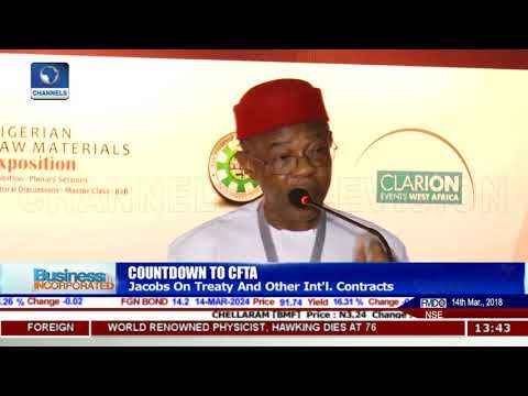 Nigeria Industry Caution Govt On Trade Deal |Business Incorporated|