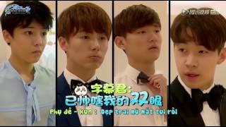 """[Vietsub] """"Hãy để tôi đi, baby"""" - Tập 10 - Mã Thiên Vũ, Vu Tiểu Đồng, Hầu Minh Hạo, Henry HD"""