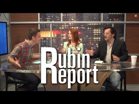 Bree Essrig and Ben Mankiewicz on The Rubin Report