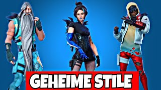 Fortnite: Complete Bonus Challenges in Season 9 | 3 New Skin Styles | FERJUS