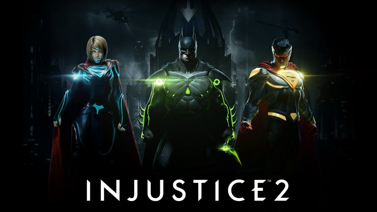 Tamatin Story Injustice 2(PC). Part 1