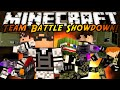 Minecraft Team Battle : RIVAL REBELS!