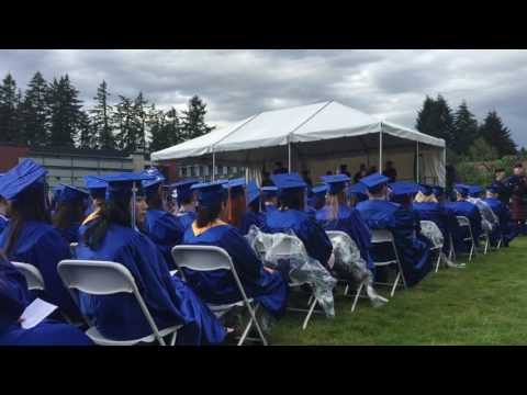 South Puget Sound Community College Graduation
