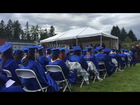 South Puget Sound Community College Graduation