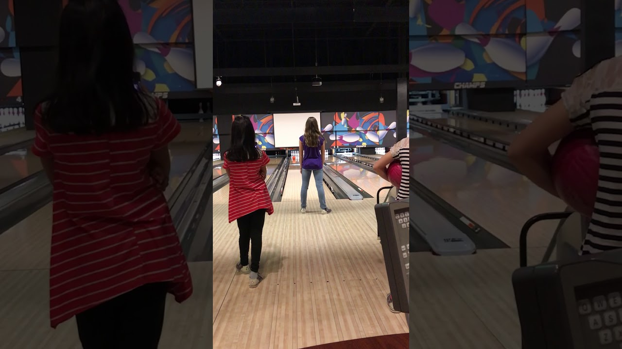 dde72a682f erika bowling party 2018 - YouTube