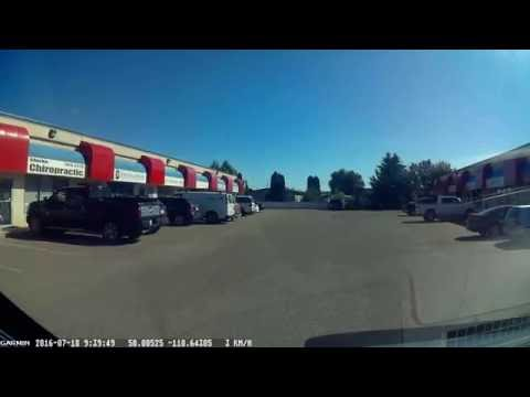 Enroute to Natural Health Services Medicine Hat July 18 2016