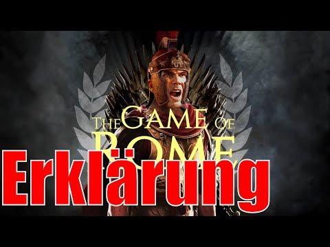 The Game Of Rome // Regeländerungen - Ihr Könnt Parteimitglied Oder Delegieter Eines Landes Werden!