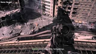 Modern Warfare 3 - Campaign Walkthrough Mission 14: Scorched Earth
