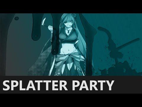 【 UTAUカバー PV】Splatter Party (Bizarre Murder)【波音リツ - Namine Ritsu】